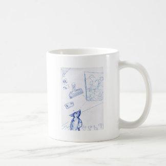 Systoma De Meta Cognito Canon Coffee Mug