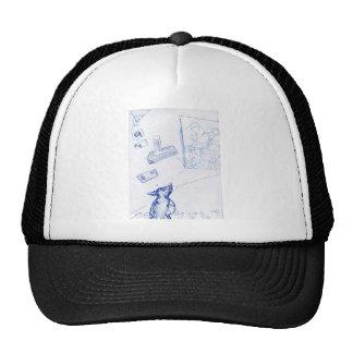 Systoma De Meta Cognito Canon Trucker Hat