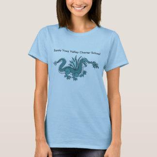 SYVCS Short Sleeve, Ladies T-Shirt