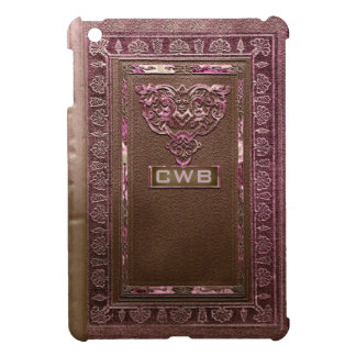 Syzen Trege Victorian Old Book Style iPad Mini Case