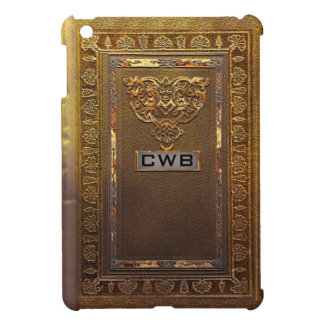 Syzen Victorian Old Book Style iPad Mini Cover