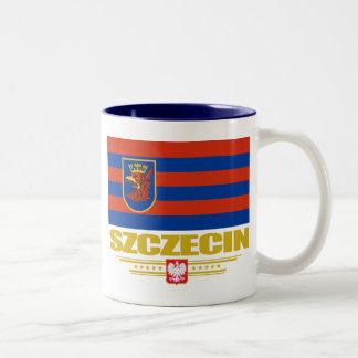 Szczecin Two-Tone Coffee Mug