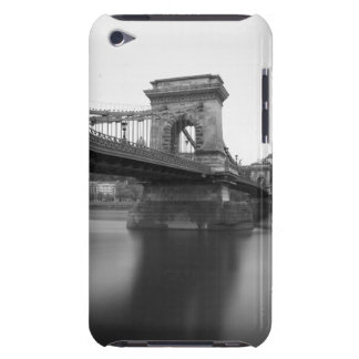 Szechenyi Chain Bridge and Danube Barely There iPod Cases