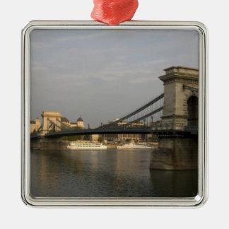 Szechenyi lanchid Szechenyi Chain Bridge), 2 Metal Ornament