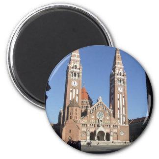 Szeged 2 Inch Round Magnet