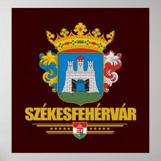 Szekesfehervar COA Print