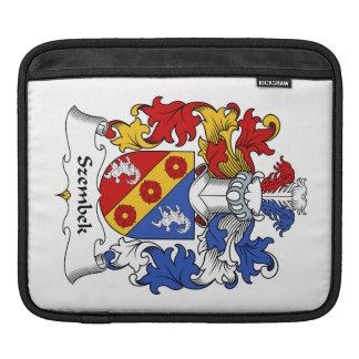 Szembek Family Crest iPad Sleeve