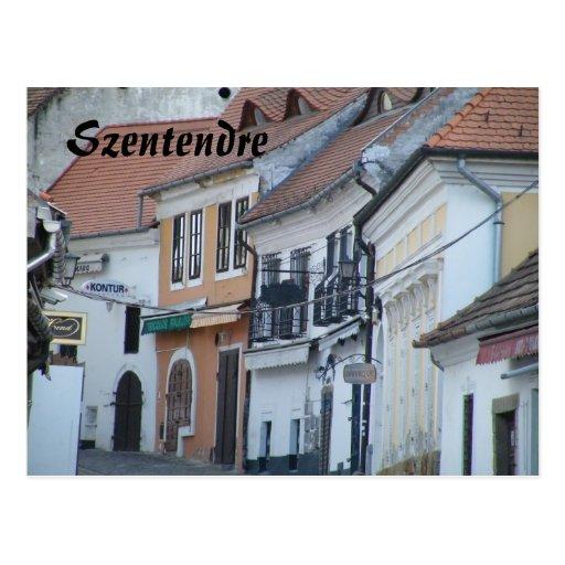 Szentendre Postcards