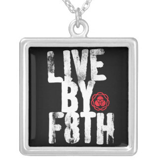 T0180A LIVE BY F8TH ENDURE NECKLACE