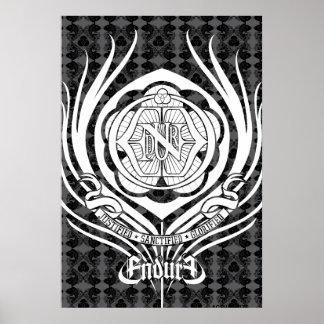 T0213A Endure JSG0 Poster