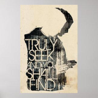 T0231A GoEndure Truly Seek Poster
