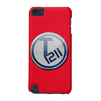 T1211 iPod 5 case red