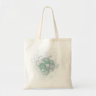 T12 Fractal Beautiful Abstract Art Tote Bag