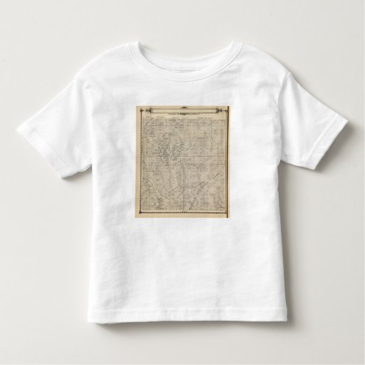 T1415S R2829E Tulare County Section Map Tees