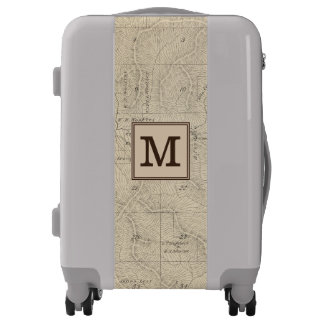 T15S R27E Tulare County Section Map | Monogram Luggage