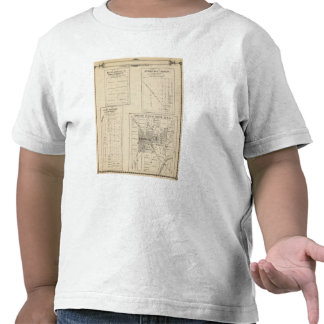 T16S R22E Tulare County Section Map T Shirts