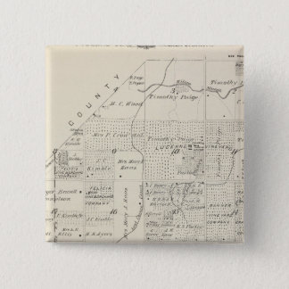 T18S R21E Tulare County Section Map Button