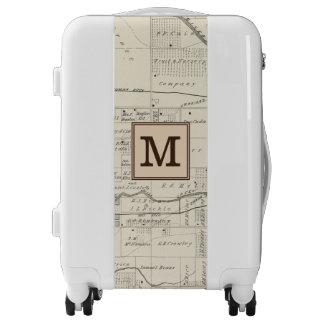 T18S R25E SW 1/4 Tulare County | Monogram Luggage