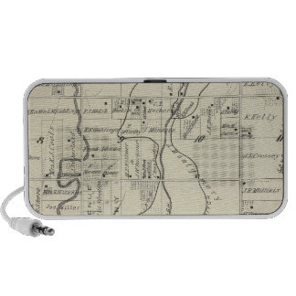 T19S R21E Tulare County Section Map Mp3 Speakers