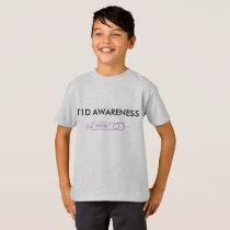 T1D Awareness tshirt