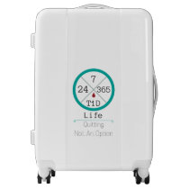 T1D Life Luggage