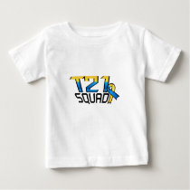 T21 Squad Down Syndrome Awareness Baby T-Shirt