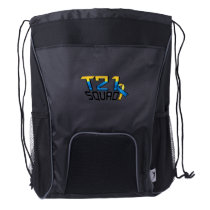 T21 Squad Down Syndrome Awareness Drawstring Backpack