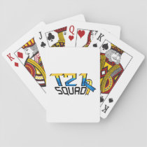 T21 Squad Down Syndrome Awareness Playing Cards