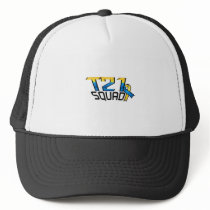 T21 Squad Down Syndrome Awareness Trucker Hat