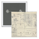 T21S R28E Tulare County Section Map 2 Inch Square Button