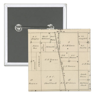 T24S R25E Tulare County Section Map Buttons