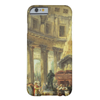 T28516 Alexander the Great visiting the Tomb of Ac Barely There iPhone 6 Case