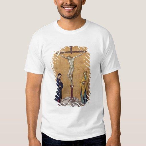 T28723 la crucifixión (el panel) playera