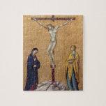 T28723 la crucifixión (el panel) puzzles