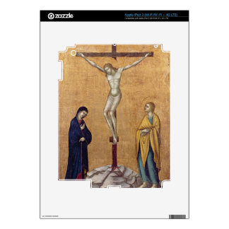 T28723 The Crucifixion (panel) iPad 3 Decal