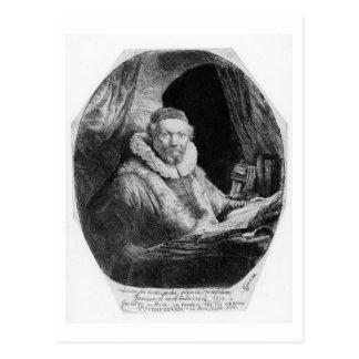 T29953 Portrait of Jan Uytenbogaert, Preacher of t Post Cards