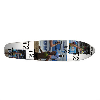 T2 Autograph Board Skate Decks