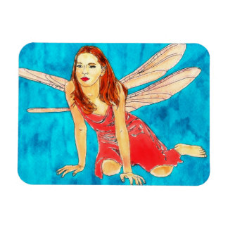 T2 Magnet Square long of Fairy Faun