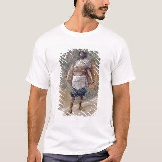 T30121 An Old Testament Warrior (w/c on paper) T-Shirt