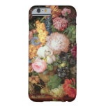 T30763 A Still Life of Flowers and Fruit (panel) Barely There iPhone 6 Case