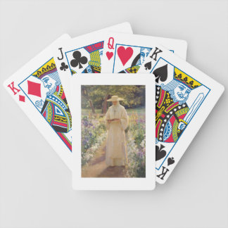 T30928 The Silent Life, 1880 Bicycle Playing Cards