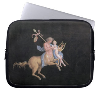 T31144 Chiron Instructing Achilles in the Art of M Laptop Sleeve