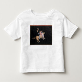 T31144 Chiron Instructing Achilles in the Art of M Toddler T-shirt