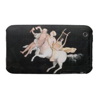 T31466 A Female Centaur and Companion Making Music Case-Mate iPhone 3 Case