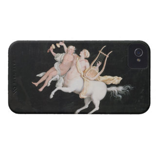 T31466 A Female Centaur and Companion Making Music Case-Mate iPhone 4 Case