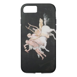 T31466 A Female Centaur and Companion Making Music iPhone 8/7 Case