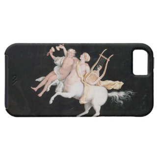 T31466 A Female Centaur and Companion Making Music iPhone SE/5/5s Case