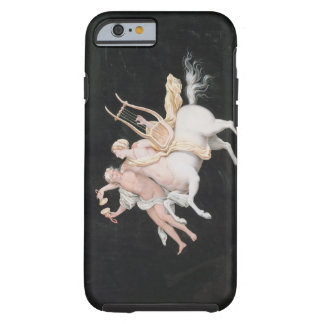 T31466 A Female Centaur and Companion Making Music Tough iPhone 6 Case