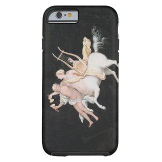 T31466 A Female Centaur and Companion Making Music Tough iPhone 6 Case