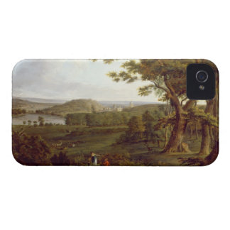 T31507 View from the North West of Castle Howard, iPhone 4 Case-Mate Cases